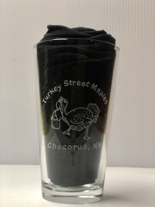 Turkey Street Maples Pint Glass
